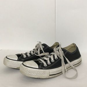 All-Star Converse Classic Black Lace-Up Sneakers